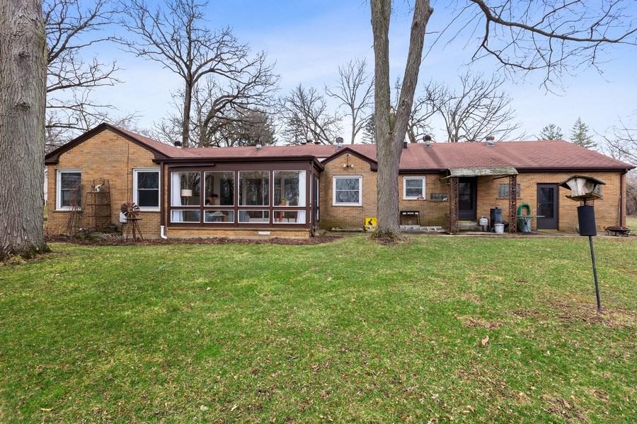 Real Estate Photography - 270 North IL Route 59, North Barrington, IL, 60010 - Rear View