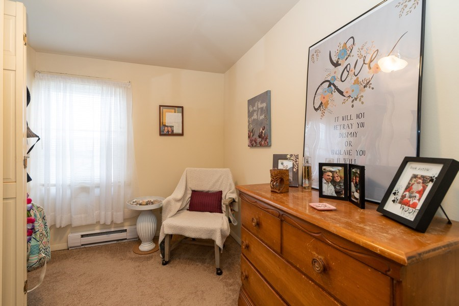 Real Estate Photography - 25608 Black Road, Shorewood, IL, 60404 - 3rd Bedroom