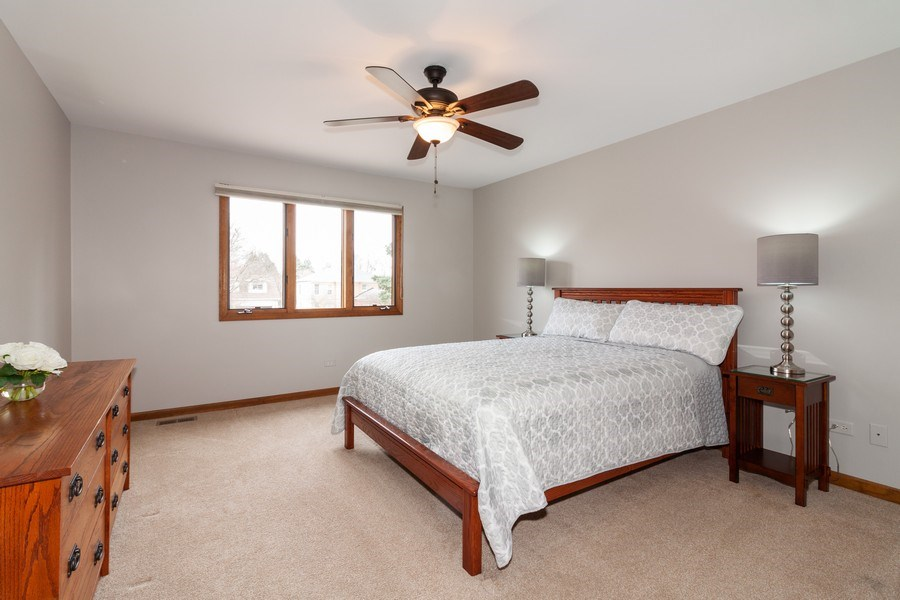 Real Estate Photography - 1510 S. Euclid Avenue, Villa Park, IL, 60181 - 2nd Bedroom