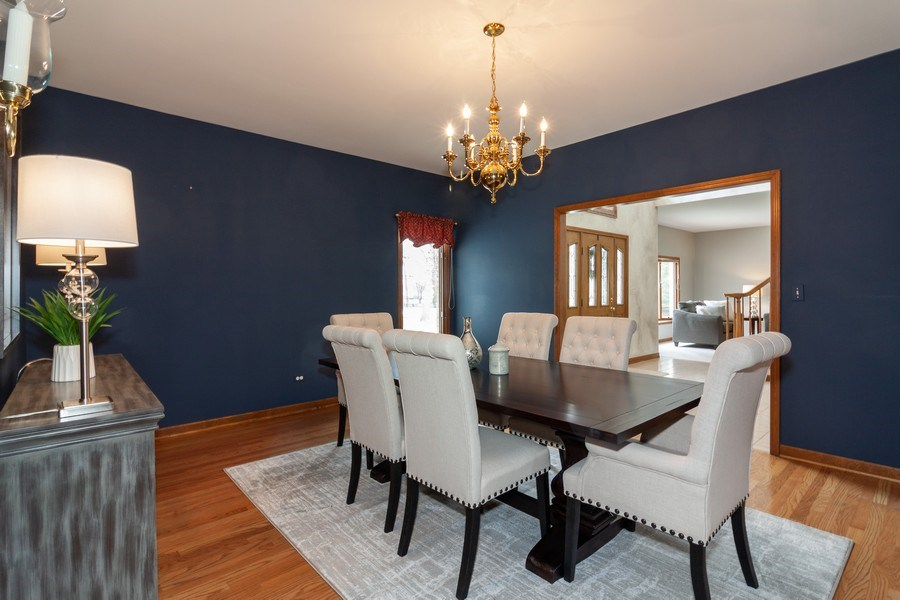 Real Estate Photography - 1510 S. Euclid Avenue, Villa Park, IL, 60181 - Dining Room
