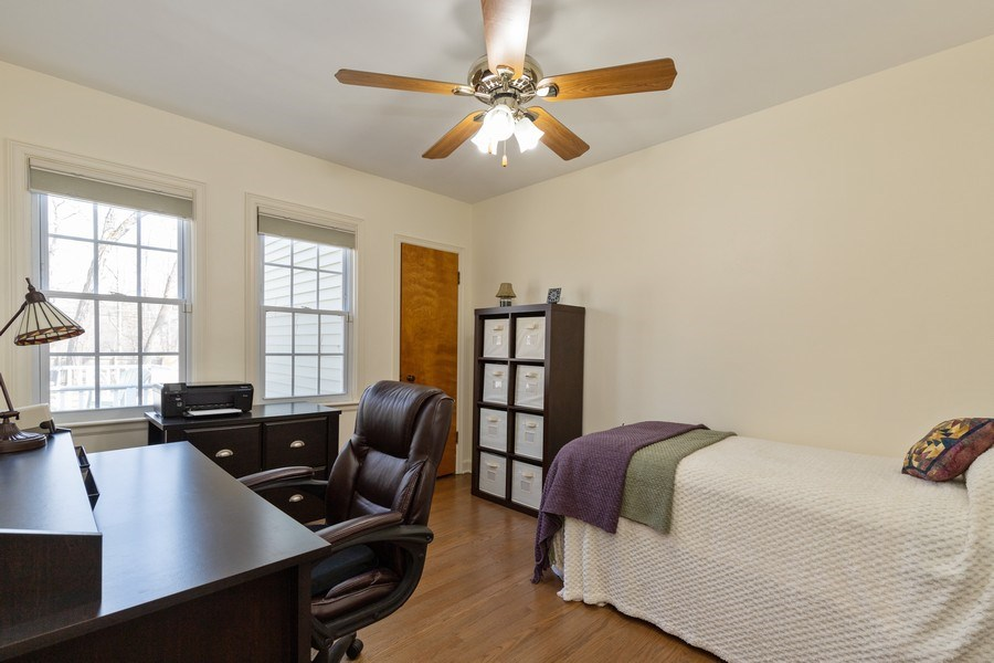 Real Estate Photography - 2929 W. Bonnie Brook Lane, Waukegan, IL, 60087 - Bedroom