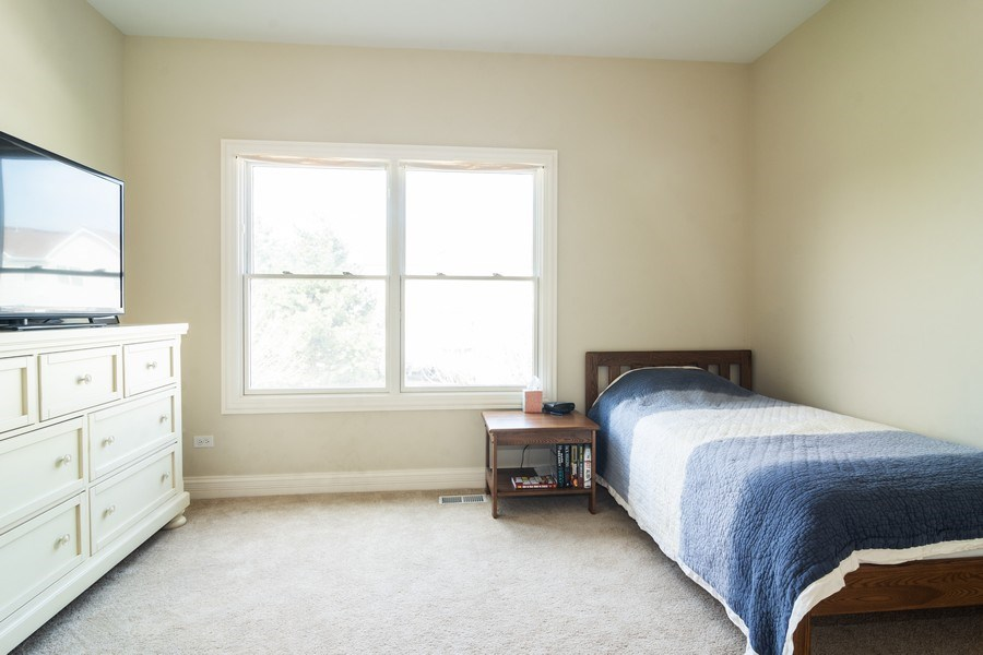 Real Estate Photography - 887 S. Plum Grove Road, Palatine, IL, 60067 - 2nd Bedroom