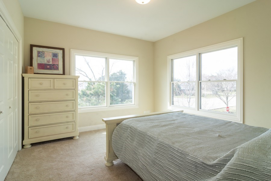 Real Estate Photography - 887 S. Plum Grove Road, Palatine, IL, 60067 - 3rd Bedroom