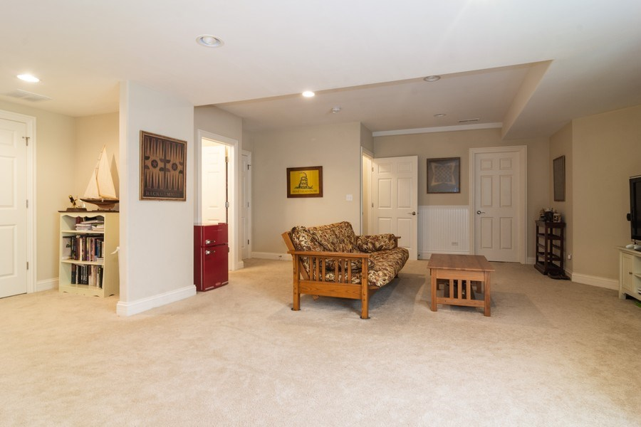 Real Estate Photography - 887 S. Plum Grove Road, Palatine, IL, 60067 - Lower Level