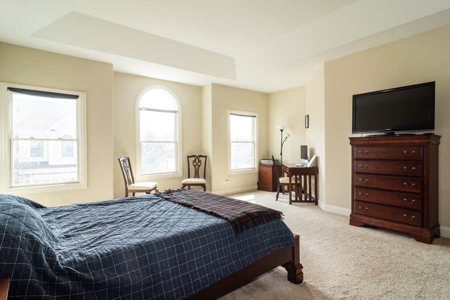 Real Estate Photography - 887 S. Plum Grove Road, Palatine, IL, 60067 - Master Bedroom