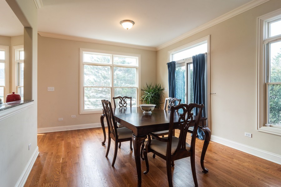 Real Estate Photography - 887 S. Plum Grove Road, Palatine, IL, 60067 - Dining Room