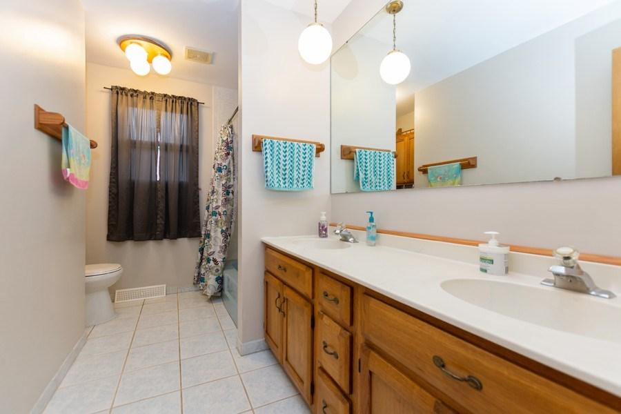 Real Estate Photography - 722 Maple Lane, Darien, IL, 60561 - Bathroom