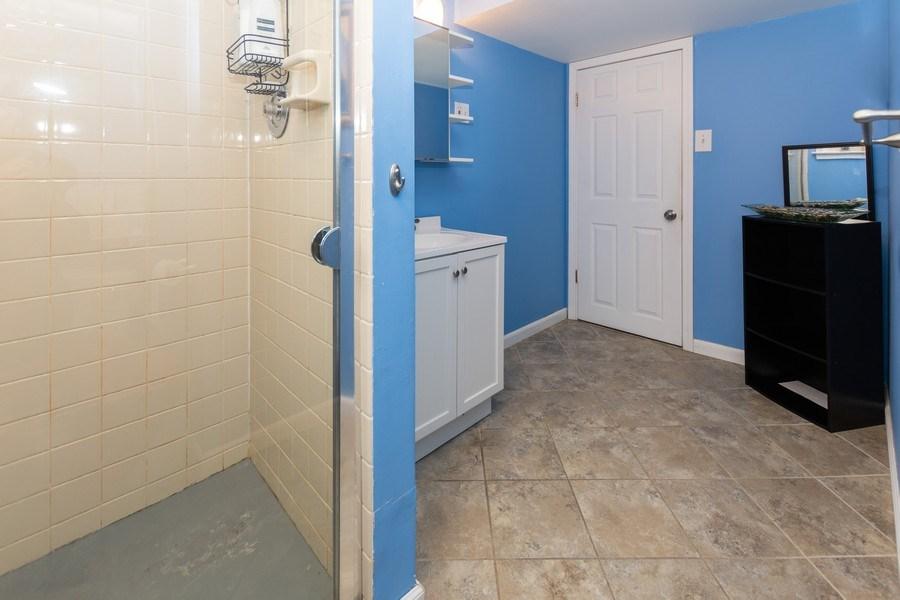 Real Estate Photography - 722 Maple Lane, Darien, IL, 60561 - 2nd Bathroom