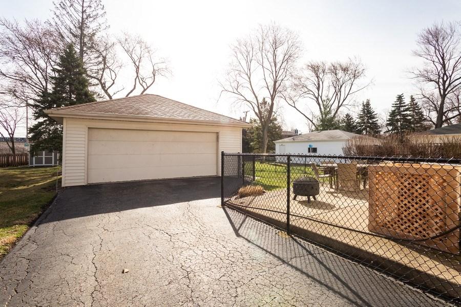 Real Estate Photography - 115 S. Burton Place, Arlington Heights, IL, 60005 - Garage