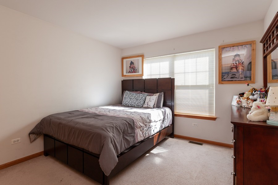 Real Estate Photography - 1910 Marigold Lane, Round Lake, IL, 60073 - 4th Bedroom
