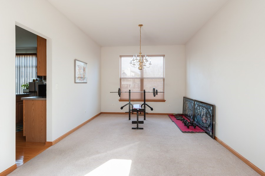 Real Estate Photography - 1910 Marigold Lane, Round Lake, IL, 60073 - Dining Room