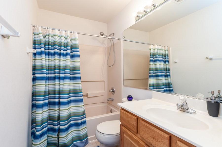 Real Estate Photography - 1910 Marigold Lane, Round Lake, IL, 60073 - Bathroom