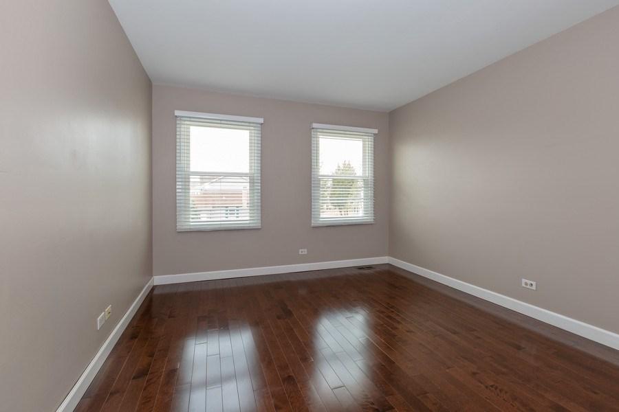 Real Estate Photography - 1555 Camelot Lane, Hoffman Estates, IL, 60010 - 2nd Bedroom