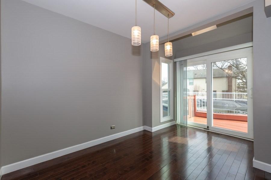 Real Estate Photography - 1555 Camelot Lane, Hoffman Estates, IL, 60010 - Breakfast Area