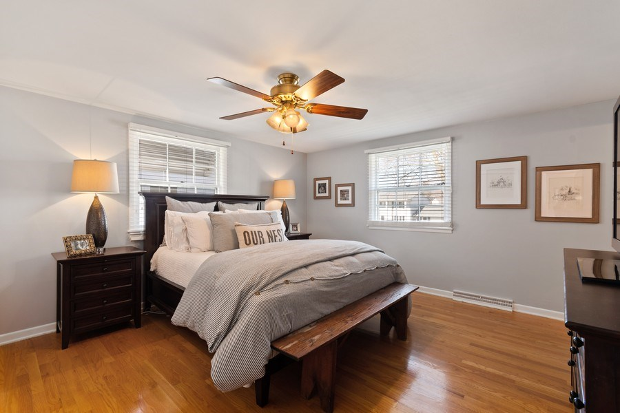 Real Estate Photography - 920 Royal St. George Drive, Naperville, IL, 60563 - Master Bedroom