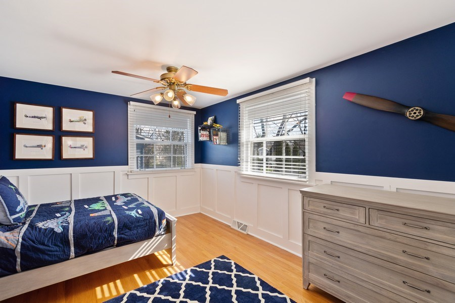 Real Estate Photography - 920 Royal St. George Drive, Naperville, IL, 60563 - 3rd Bedroom