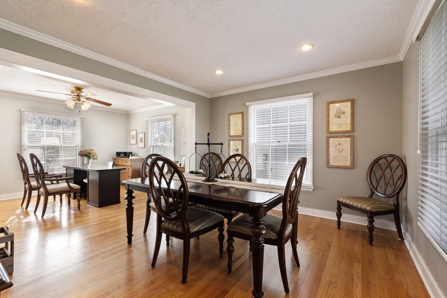 Real Estate Photography - 920 Royal St. George Drive, Naperville, IL, 60563 - Dining Room