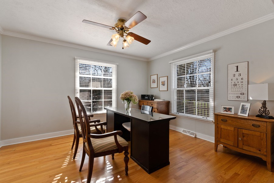 Real Estate Photography - 920 Royal St. George Drive, Naperville, IL, 60563 - Den