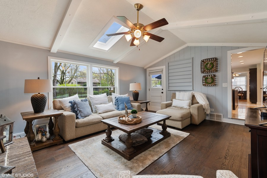 Real Estate Photography - 920 Royal St. George Drive, Naperville, IL, 60563 - Family Room