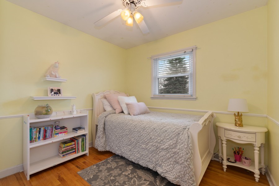 Real Estate Photography - 2421 62nd Street, Downers Grove, IL, 60516 - 2nd Bedroom