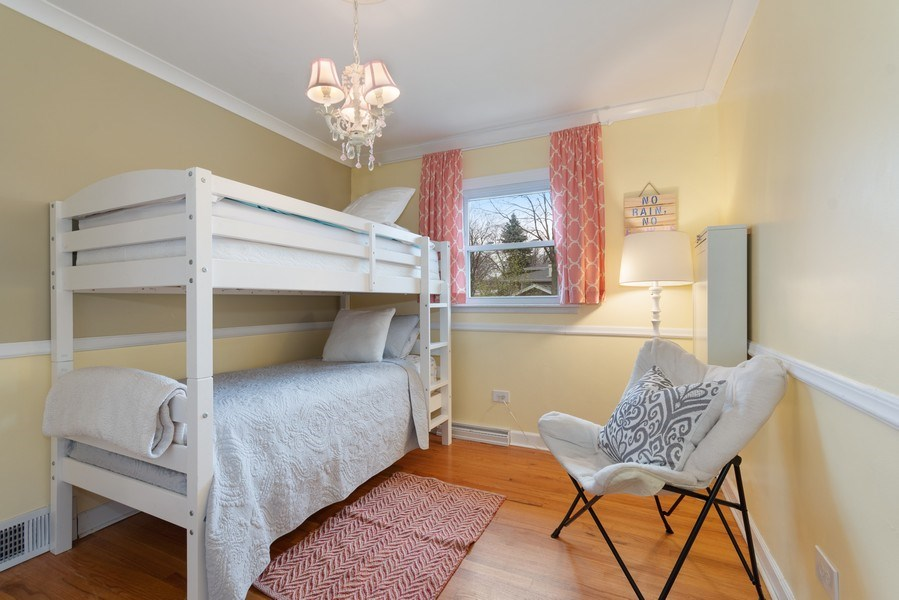 Real Estate Photography - 2421 62nd Street, Downers Grove, IL, 60516 - 3rd Bedroom