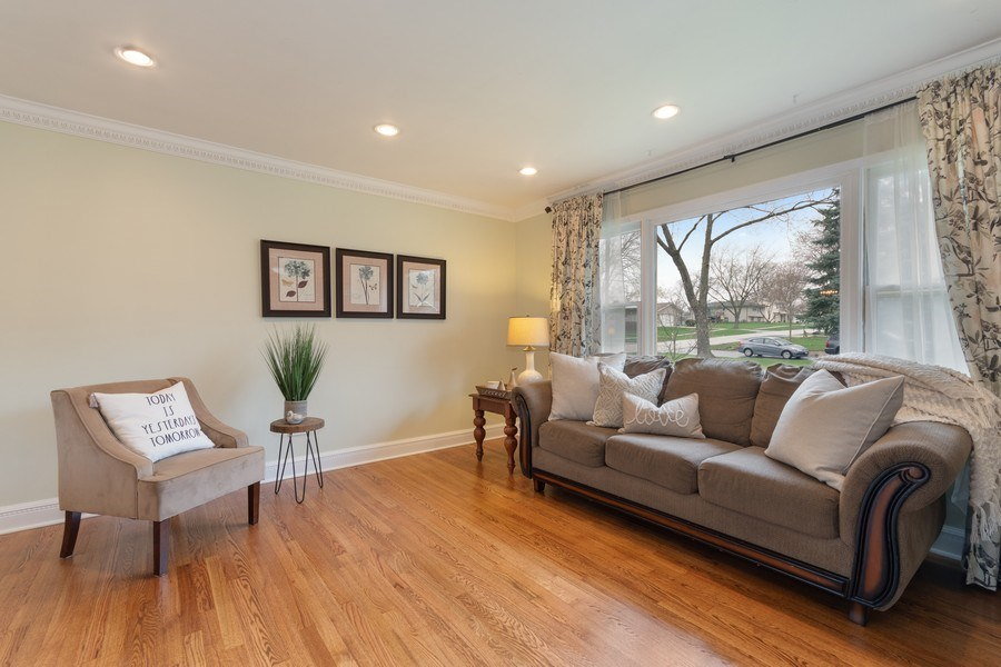 Real Estate Photography - 2421 62nd Street, Downers Grove, IL, 60516 - Living Room