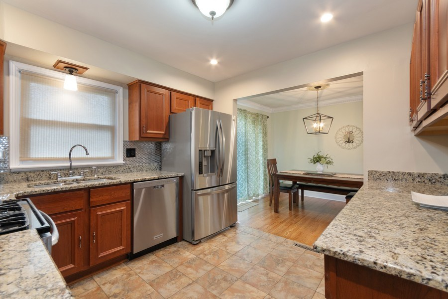 Real Estate Photography - 2421 62nd Street, Downers Grove, IL, 60516 - Kitchen