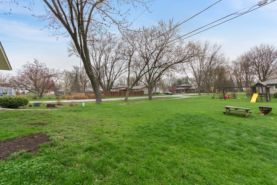 Real Estate Photography - 2421 62nd Street, Downers Grove, IL, 60516 - Back Yard