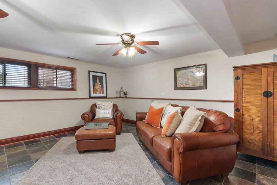Real Estate Photography - 2421 62nd Street, Downers Grove, IL, 60516 - Family Room