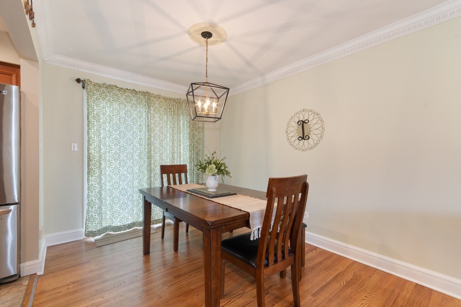 Real Estate Photography - 2421 62nd Street, Downers Grove, IL, 60516 - Dining Room