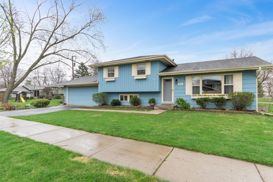 Real Estate Photography - 2421 62nd Street, Downers Grove, IL, 60516 - Front View