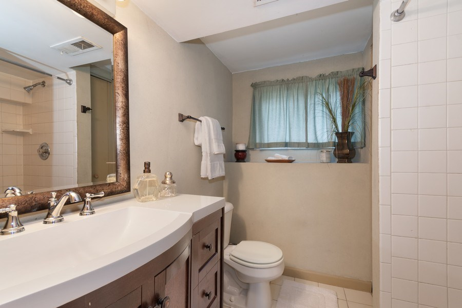 Real Estate Photography - 2421 62nd Street, Downers Grove, IL, 60516 - Bathroom