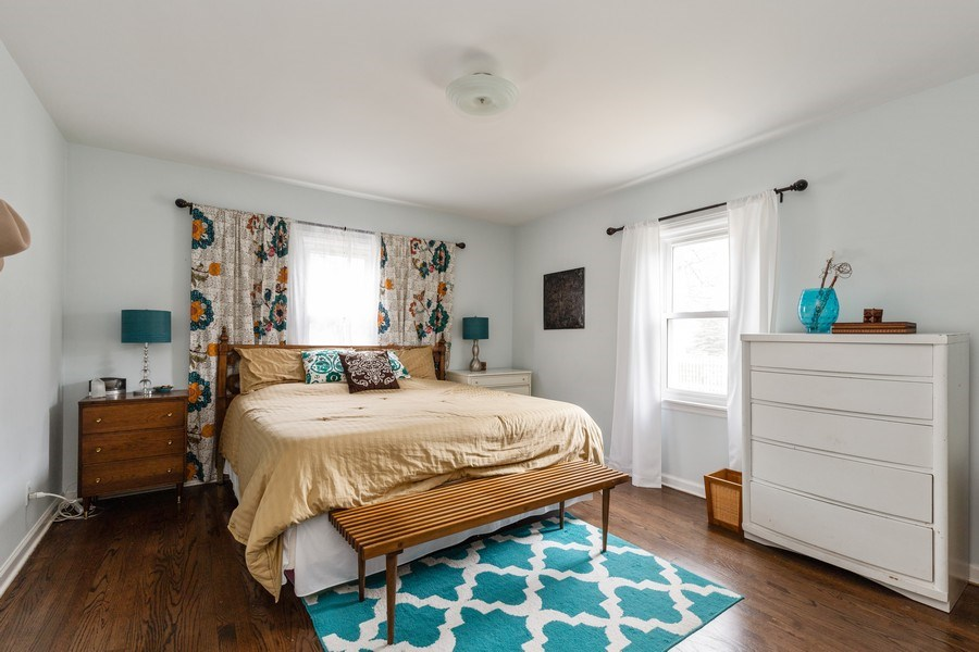 Real Estate Photography - 1041 Bishop Street, Antioch, IL, 60002 - 3rd Bedroom