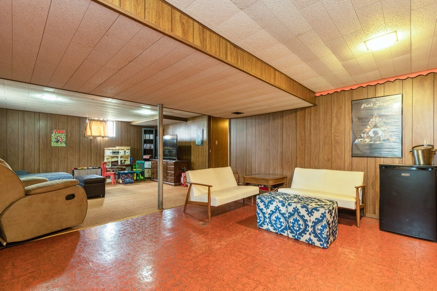 Real Estate Photography - 1041 Bishop Street, Antioch, IL, 60002 - Recreational Room