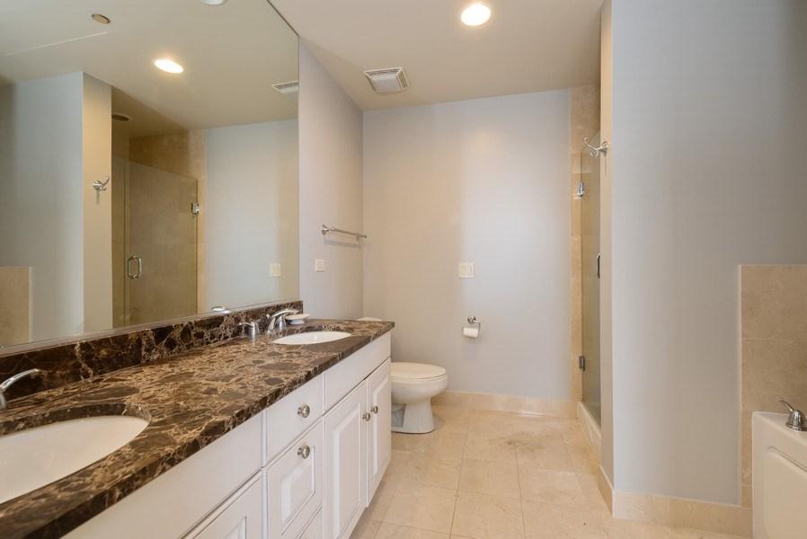 Real Estate Photography - 310 S. Michigan Avenue, Unit 2005, Chicago, IL, 60604 - Master Bathroom