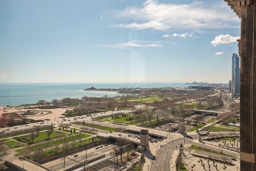 Real Estate Photography - 310 S. Michigan Avenue, Unit 2005, Chicago, IL, 60604 - View
