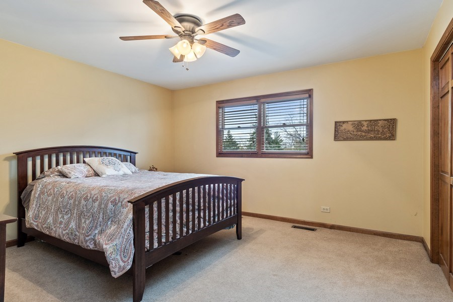 Real Estate Photography - 10803 Royal Porthcawl Drive, Naperville, IL, 60564 - 2nd Bedroom