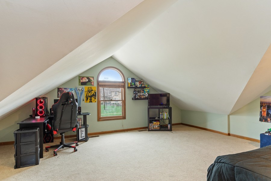Real Estate Photography - 10803 Royal Porthcawl Drive, Naperville, IL, 60564 - 4th Bedroom