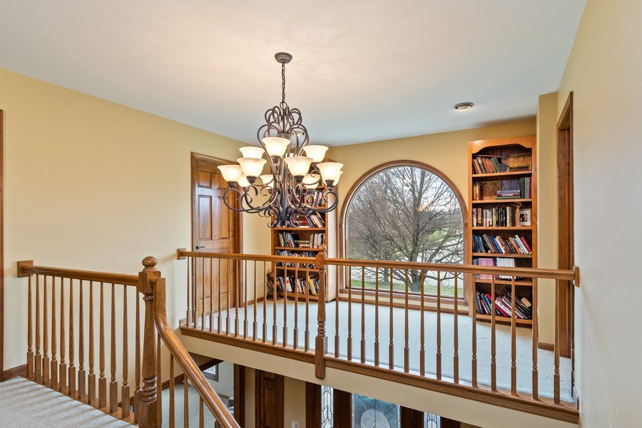 Real Estate Photography - 10803 Royal Porthcawl Drive, Naperville, IL, 60564 - Hallway