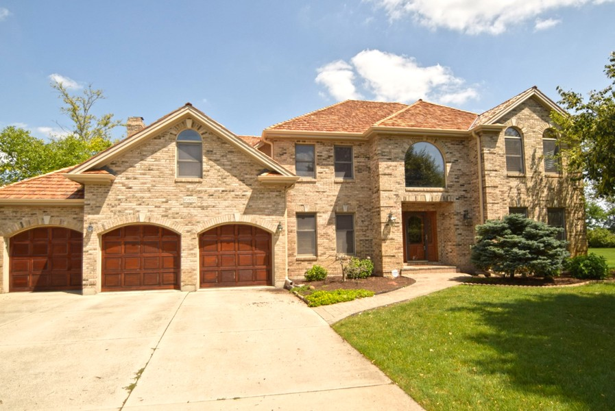 Real Estate Photography - 10803 Royal Porthcawl Drive, Naperville, IL, 60564 - Front View