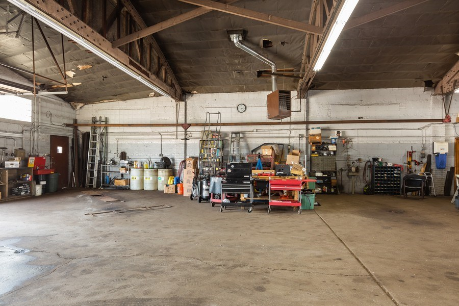 Real Estate Photography - 5811 West 63Rd St, Chicago, IL, 60638 - Garage
