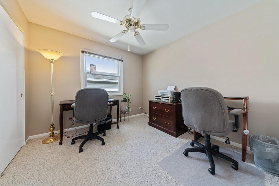 Real Estate Photography - 237 S. Park Place Drive, Bartlett, IL, 60103 - 4th Bedroom
