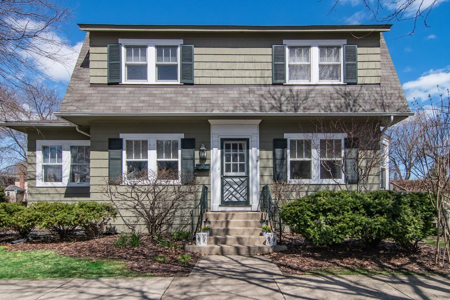 Real Estate Photography - 2139 Forestview Road, Evanston, IL, 60201 - Front View