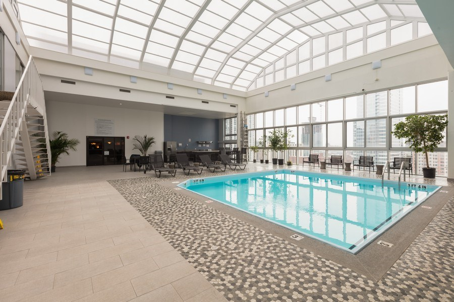 Real Estate Photography - 1221 N. DEARBORN Street, Unit PH12N, Chicago, IL, 60610 - Pool