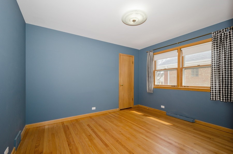 Real Estate Photography - 7438 N. ORIOLE Avenue, Chicago, IL, 60631 - 2nd Bedroom