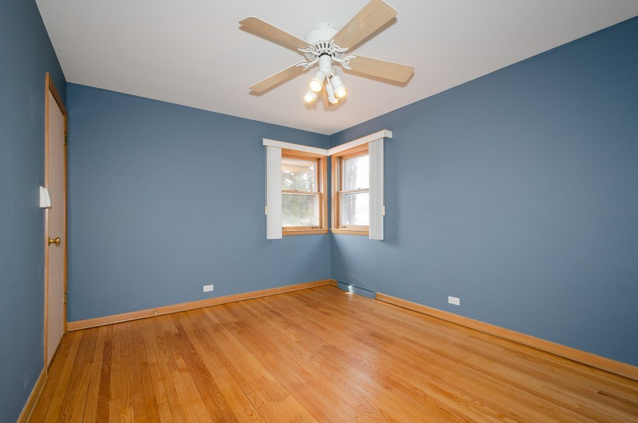 Real Estate Photography - 7438 N. ORIOLE Avenue, Chicago, IL, 60631 - 3rd Bedroom
