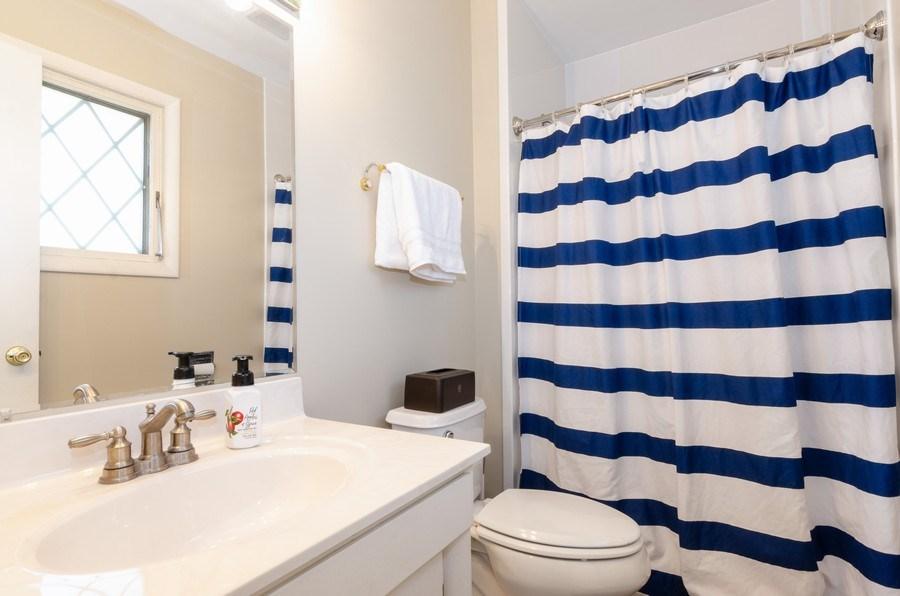 Real Estate Photography - 826 Hemlock Drive, Sleepy Hollow, IL, 60118 - Master Bathroom