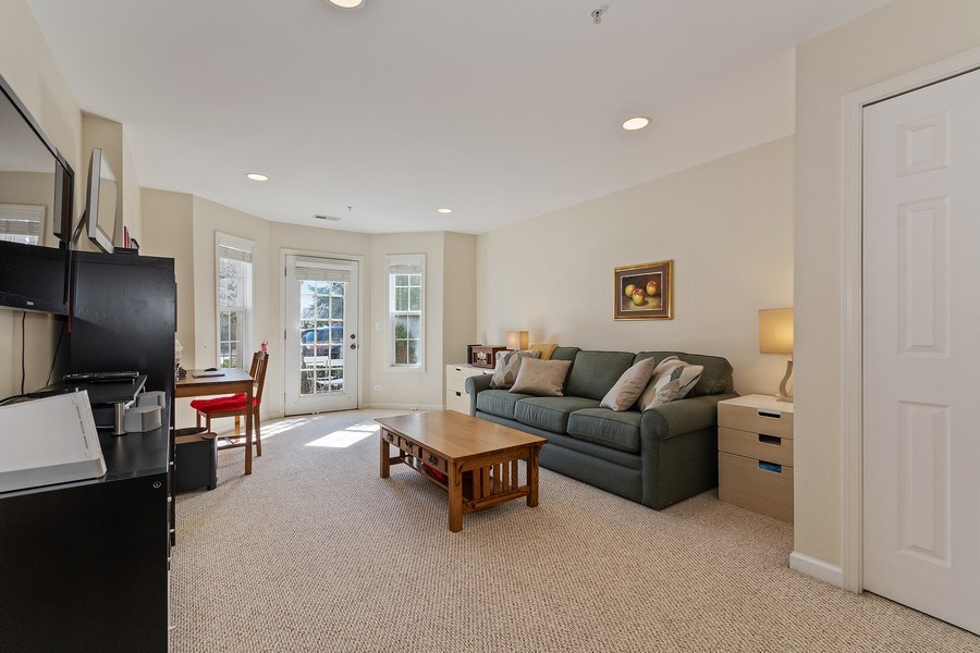 Real Estate Photography - 705 Prescott Court, Naperville, IL, 60563 - Family Room