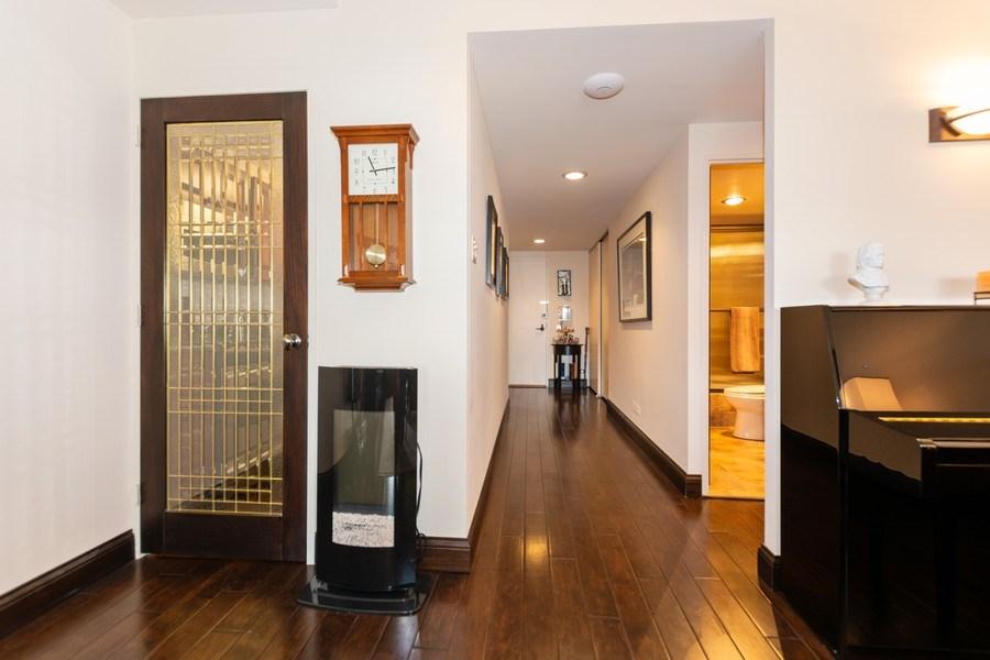 Real Estate Photography - 175 E. DELAWARE Place, Unit 4503, Chicago, IL, 60611 - Hallway