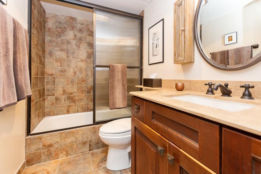 Real Estate Photography - 175 E. DELAWARE Place, Unit 4503, Chicago, IL, 60611 - Bathroom